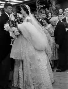 The Wedding Of Jackie Bouvier And John Kennedy In Photos