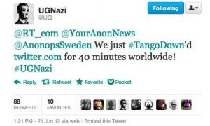 Grupo Neonazi se atribuye hackeo que provocó caída global de Twitter