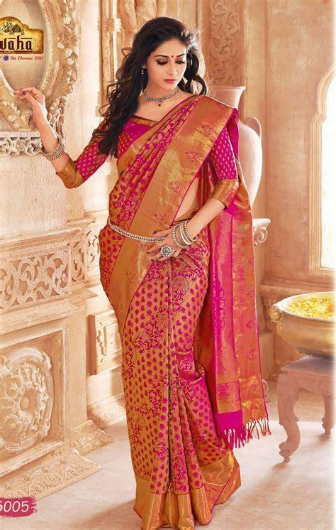 Vivaha Branded Wedding Silk Saree VBBS5005   Designer