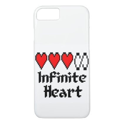 Infinite Heart phone case