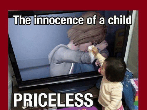 Innocent Child Meme