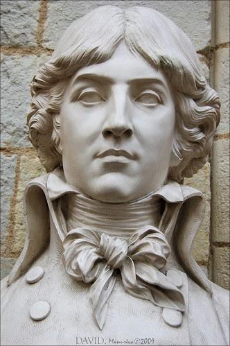 David d'Angers (5): Saint-Just