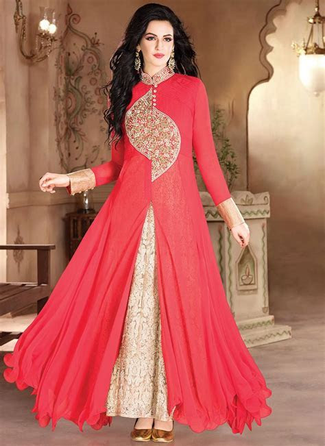 Menlo Park   Indian & Fashion   Dresses, Anarkali gown