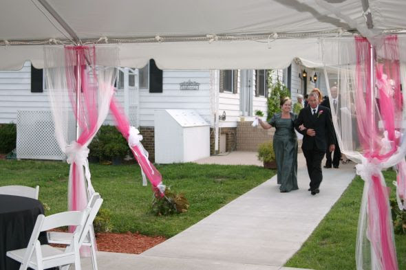 Joys Blog Apple Green And Chocolate Brown Wedding Reception