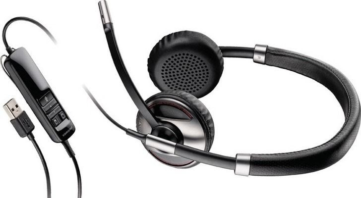Plantronics Crossover USB Headset