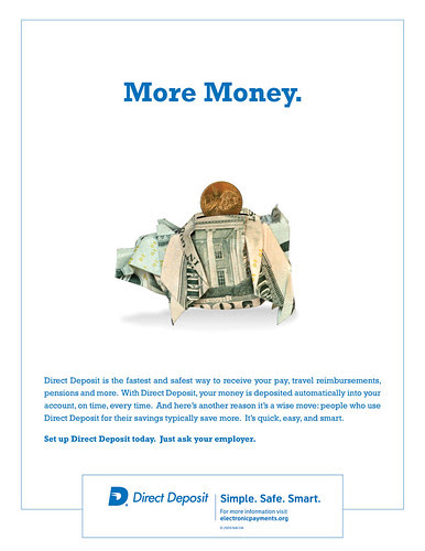 NACHA campaign: piggy bank