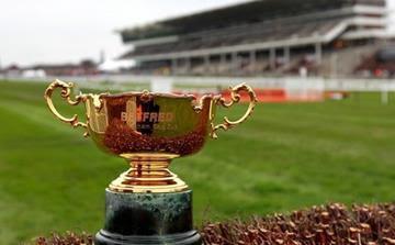 IMAGE: Gold Cup Menu