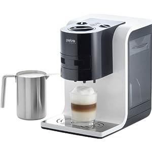 kaffeemaschinen petra km kaffeepad automat testurteil sehr gut emporio 10 2008. Black Bedroom Furniture Sets. Home Design Ideas