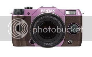 Wanted: Custom Colored Pentax Q10