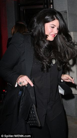 Monica Lewinsky in March 2013