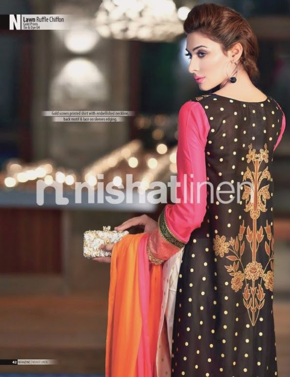 Nishat-Linen-Eid-Dress-Collection-2013-Pret-Ready-to-Wear -Lawn-Ruffle-Chiffon-for-Girls-Womens-10