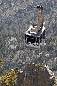 Sandia Peak Ski Area Albuquerque