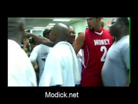 Floyd Mayweather Jr Slapped by Dad in training Dispute