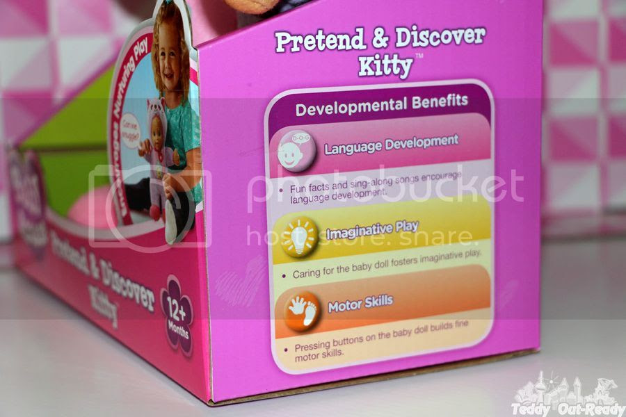 Pretend and Discover Kitty