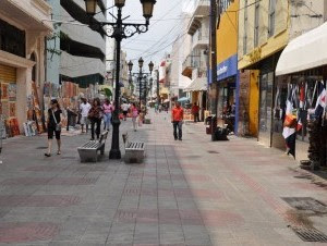 Calle El Conde.