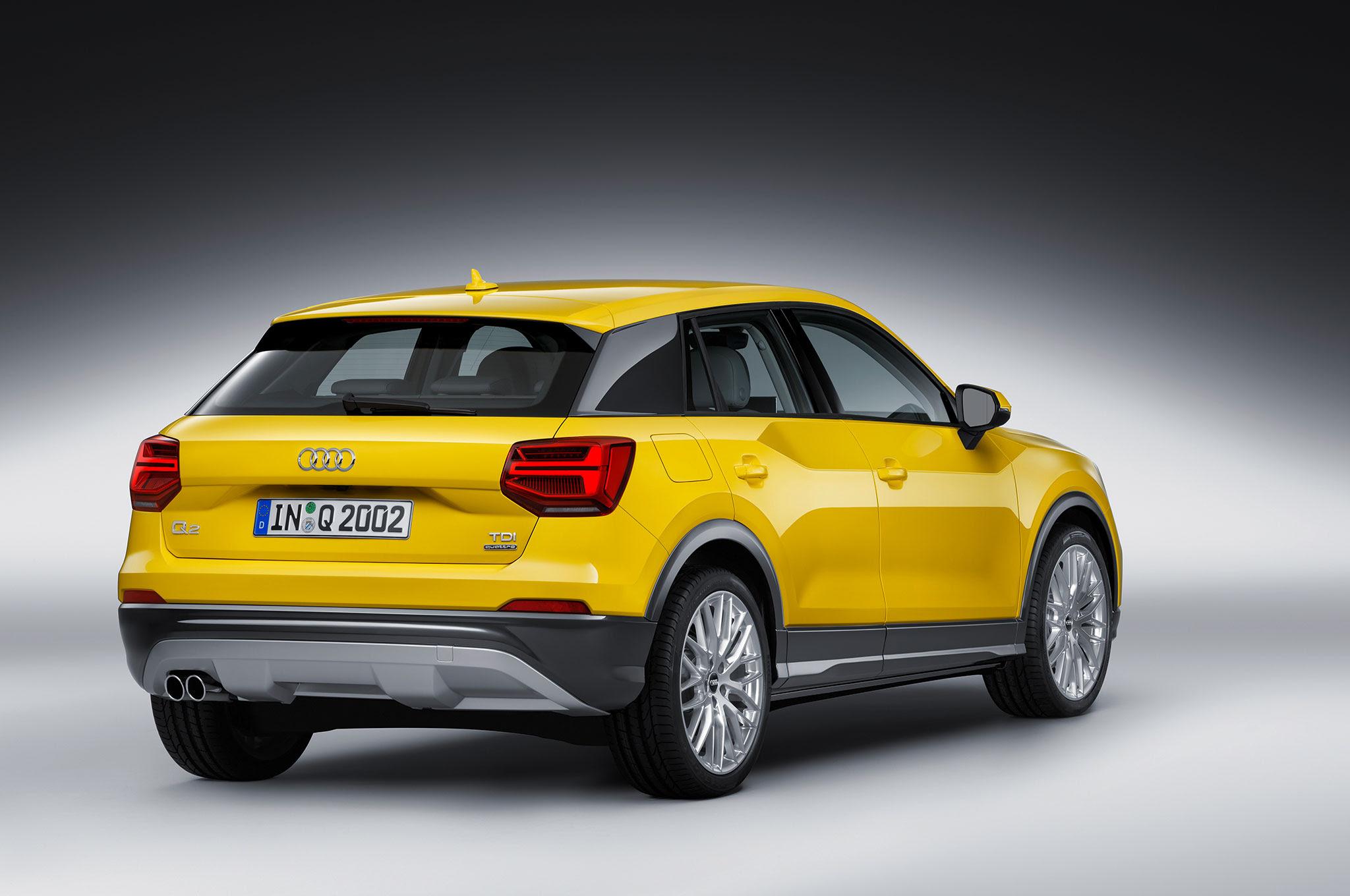 Audi Q4 Coming in 2019 | Automobile Magazine