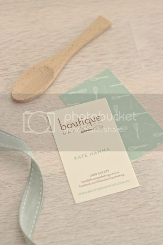 Boutique Baking Logo & Branding | Polkadot Prints photo
