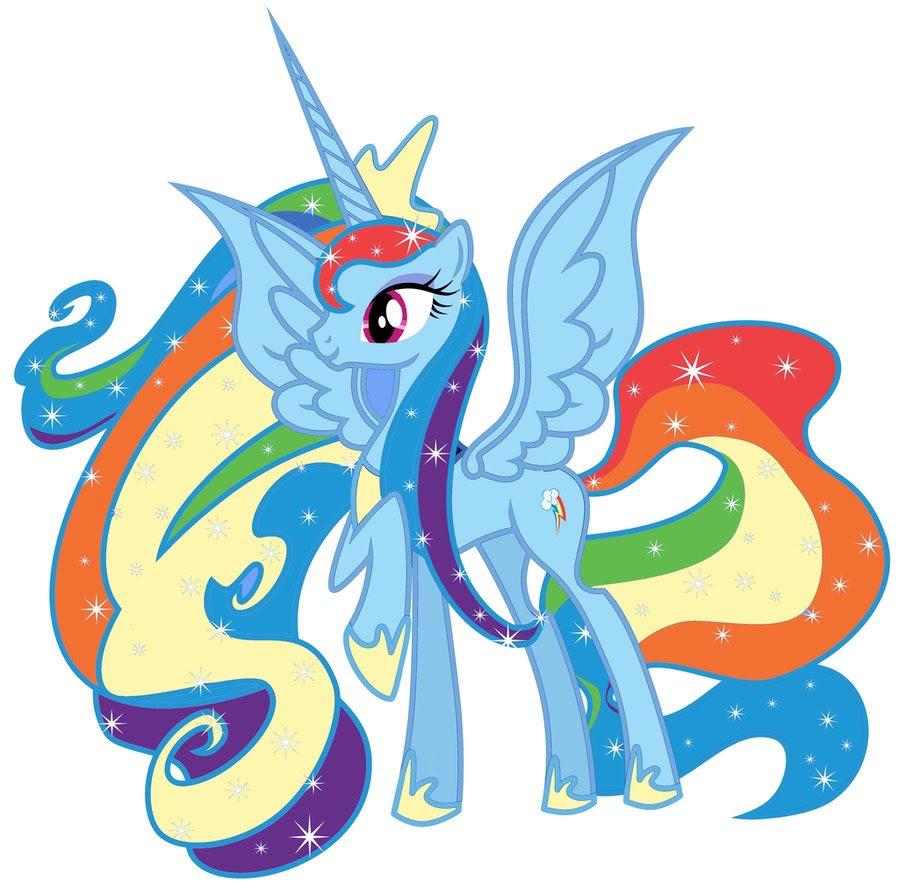 My Little Pony Princess Rainbow Dash Animalcarecollegeinfo