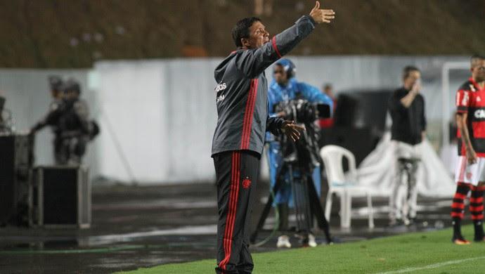 Flamengo Internacional Kleber Andrade (Foto: Gilvan de Souza/Flamengo)