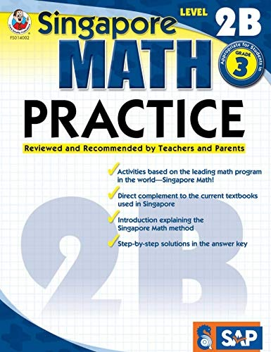 PDF Download Singapore Math - Level 2B Math Practice ...