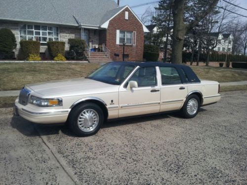 1996 Lincoln Town Car Accessories