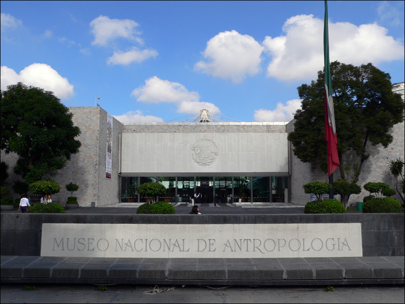 File:Musee National Anthropologie-Entree.jpg