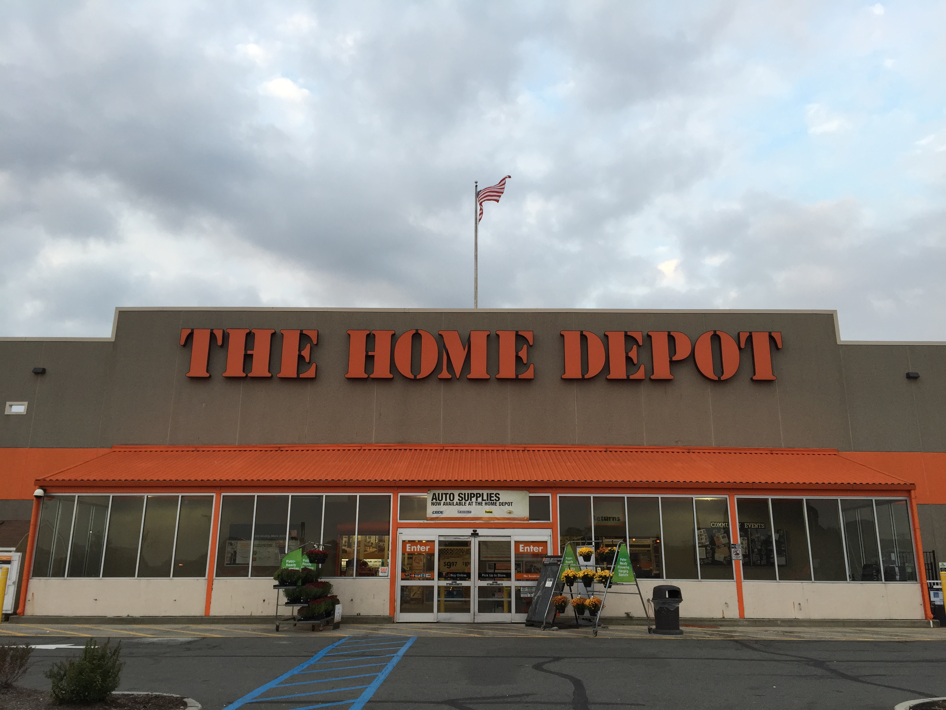 The Home Depot 399-443 Springfield Ave Newark, NJ Home Depot ...