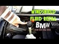 How To Dilute Bmw Windshield Washer Fluid