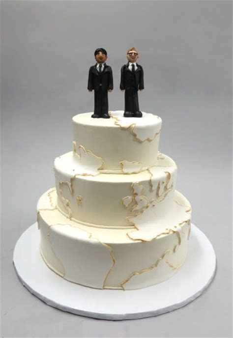 74 best images about Gay Wedding Cake Toppers on Pinterest