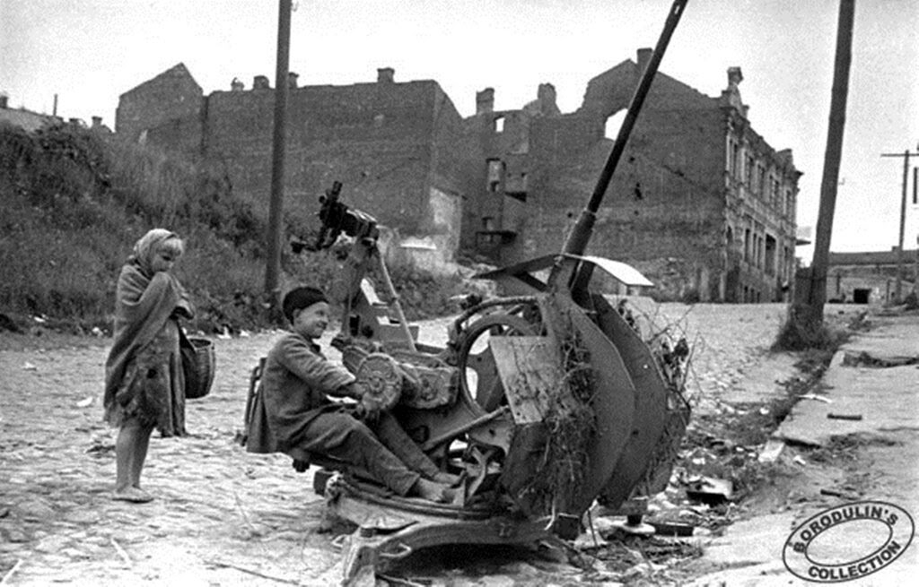 Могилев. 1942.