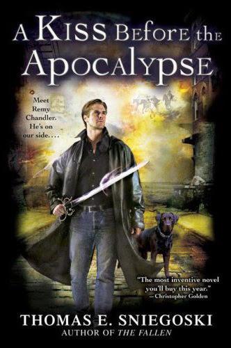 A Kiss Before the Apocalypse by Thomas E. Sniegoski