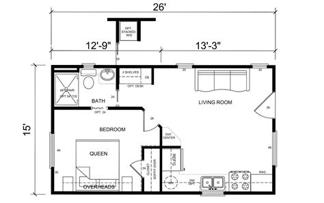 tiny house floor plans house plans