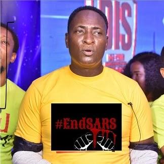 [BangHitz] #EndSars: Prophet Fufeyin calls on Nigerians, Clergymen, women to join hands in prayers against civil war