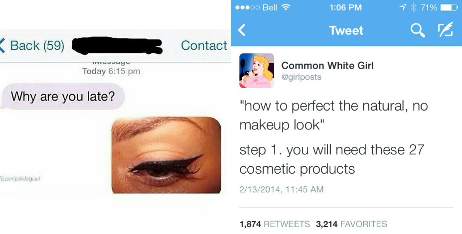 41 Makeup Quotes Every Beauty Obsessed Bride Can Relate To Wedded
