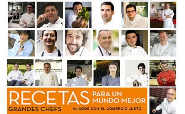 Master Chefs Recetas para un mundo mejor