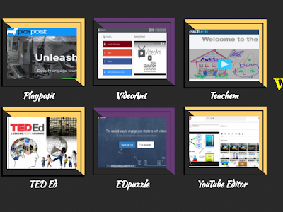 Some Great Web Tools for Creating Video Quizzes