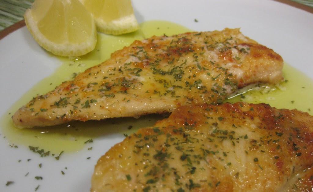 Cocina facil pechugas de pollo al lim n - Pechugas de pollo al limon ...