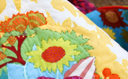 tracing.the lines.quilting