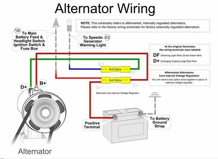 Ford Contour Alternator Wiring Diagram | schematic and ...