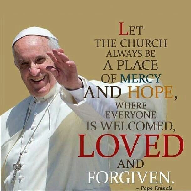 Pope Francis Quotes On Faith. QuotesGram
