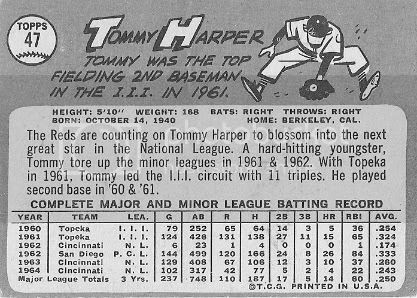 #47 Tommy Harper (back)