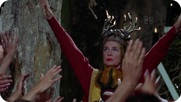 Hammer Horror The Witches