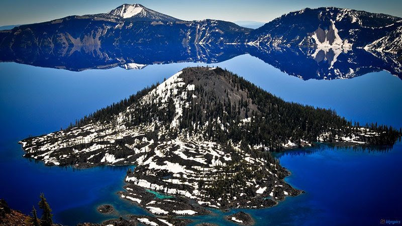 Crater Lake Beautiful National Parks