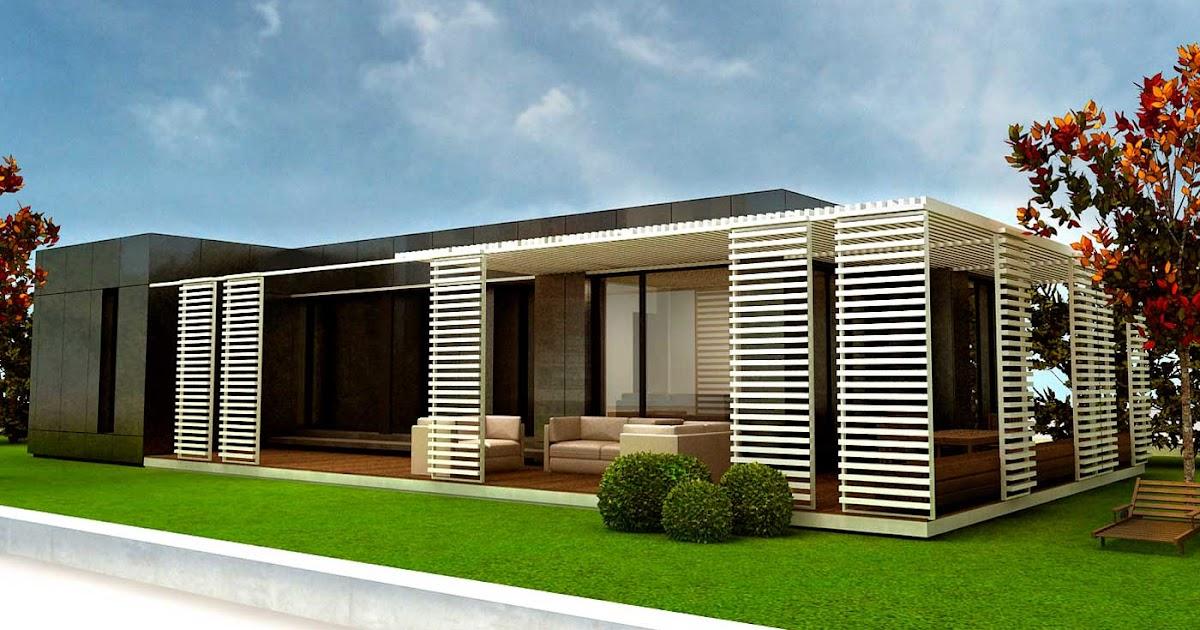 Casas prefabricadas madera prefabricadas modulares - Casas modulares madrid ...