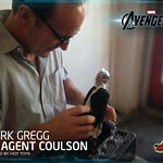 Phil Coulson Clark Gregg Hot Toys 2
