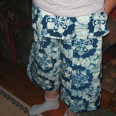 First pants