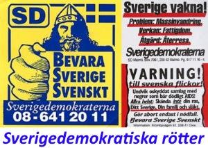 Sverigedumokratiska rötter