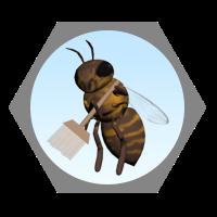 Καθαρίστρια μέλισσα