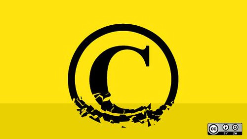 Copyright license choice by opensourceway, on Flickr