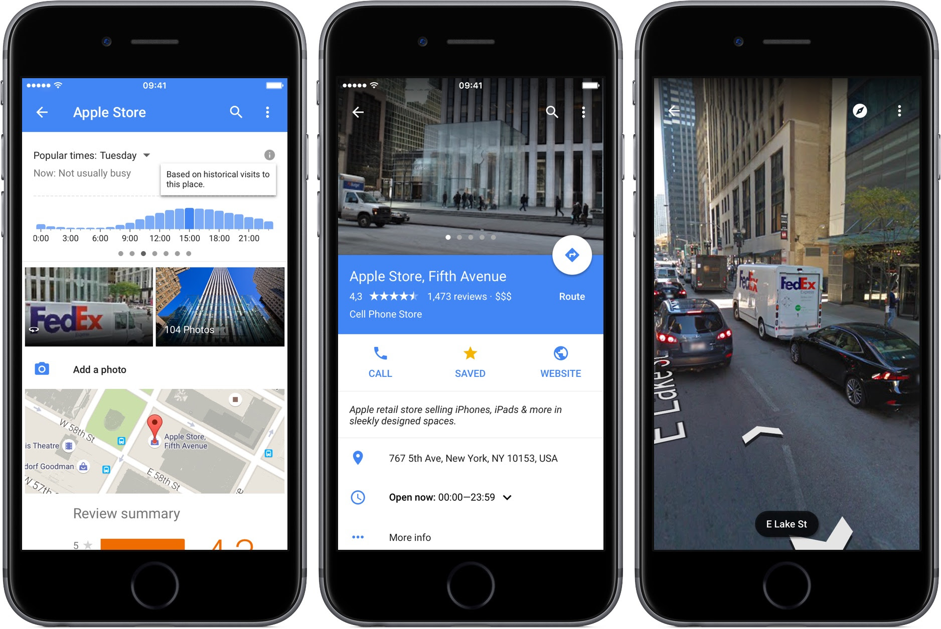 Google Maps Gains New Voice Controls In Navigation Street